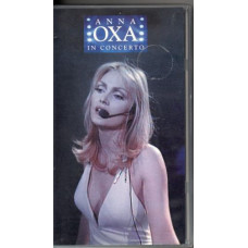 Anna Oxa VHS In concerto 1995