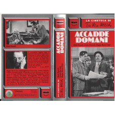 Accadde domani VHS Dick Powell Linda Darnell Rene Clair