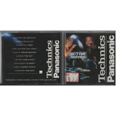 AA.VV ACTIVE TECHNICS PANASONIC Promo CD 1997 Alexia Datura DJ Dado Tipical