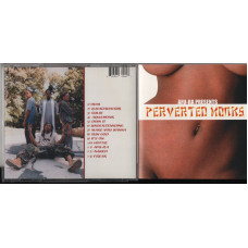 AFU-RA CD PERVERTED MONKS