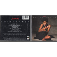 Anita Baker CD Rapture 1986