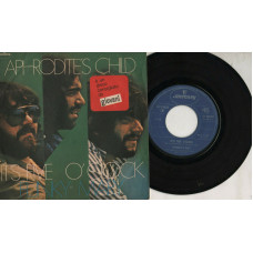 Aphrodite's Child  disco 45 giri 1970 It's fice 'o clock