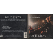 BETTE MIDLER CD colonna sonora FOR THE BOYS - 1991 - OST Soundtrack - Made in Germany