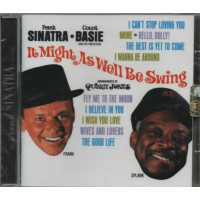 Frank Sinatra  Count Basie CD It might as well be swing 2008 LTD. EDIOTION sigillato