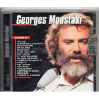 Georges Moustaki CD The best of 2001 stampato in Italia - nuoso sigillato sealed