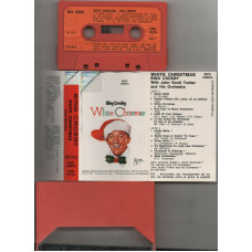 Bing Crosby musicassetta originale 1980 White Christmas