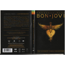 Bon Jovi DVD Greatest Hits