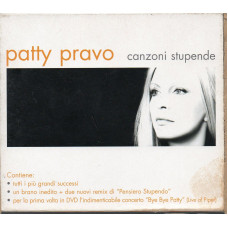 PATTY PRAVO box 2 CD + 1 DVD Canzoni stupende FUORI CATALOGO
