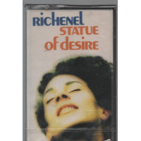 Richenel MC musicassetta originale 1985 Statue of desire