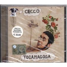 CECCO CD TOGAMAGOGA - FUORI CATALOGO - Sigillato sealed
