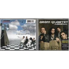 ARAM QUARTET CD CHIARAMENTE - 2008 - ANTONIO MAGGIO - Sigillato sealed - FUORI CATALOGO