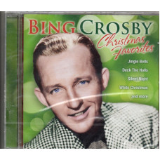 Bing Crosby CD Christmas Favorites
