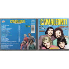 CAMALEONTI CD I SUCCESSI NUOVE REGISTRAZIONI - 1995 - Made in Italy