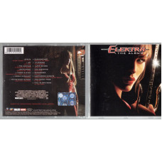 "CD Colonna sonora film ""ELEKTRA THE ALBUM"""