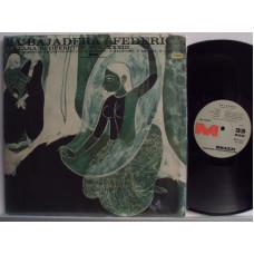 disco LP 33 giri BAJADERA FEDERICA - Orchestra diretta da CESARE GALLINO - Italy