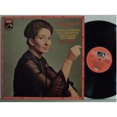 MARIA CALLAS disco LP 33 giri MARIA CALLAS INTERPRETA BEETHOVEN MOZART E WEBER - 1975 - Italy