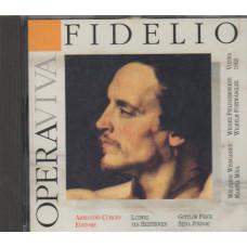 CD FIDELIO OperaViva - 1990 - BEETHOVEN - ORCHESTRA FILARMONICA DI VIENNA - FURTWANGLER