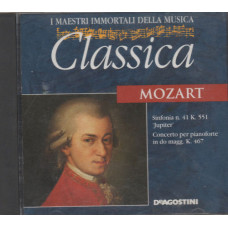MOZART CD Sinfonia n.41 LONDON PHILARMONIC ORCHESTRA - Fuori catalogo - Made in Germany