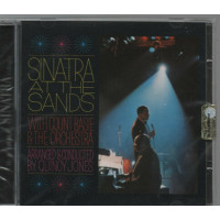 Frank Sinatra CD At the Sands with Count Basie 2008 LTD. EDIOTION sigillato