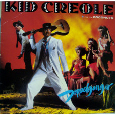 Kid Creole The Coconuts disco LP 33 giri 1983 Doppelganger