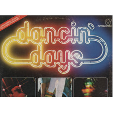 disco LP 33 giri COLONNA SONORA DANCIN DAYS - 1982 - OST - Marisa Interligi SCHOLA CANTORUM Jorge Ben RITA LEE