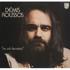 Demis Roussos disco LP 33 giri MY ONLY FASCINATION 1974