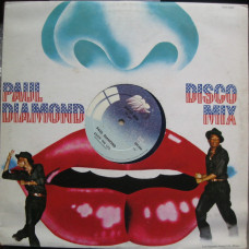 Paul Diamond disco Mix 12 Enjoy the life PDK vinile blu
