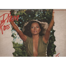 Diana Ross disco LP 33 giri The Boss 1979