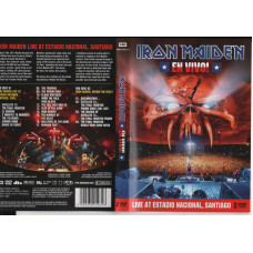 Iron Maiden 2 DVD En Vivo 2012