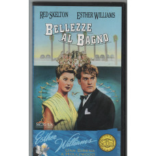 Bellezze al Bagno VHS Red Skelton Esther Williams