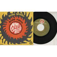 Formula Tre disco 45 giri 1970 Sole giallo sole nero