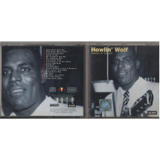 HOWLIN WOLF CD HOWLIN AT THE SUN - 1997 - Made in Polonia