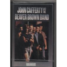 JOHN CAFFERTY musicassetta originale ROADHOUSE stampa ITALIANA  tape