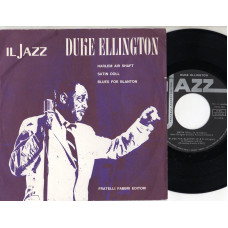 DUKE ELLINGTON disco EP 45 giri HARLEM AIR SHAFT + SATIN DOLL + BLUES FOR BLANTON - Serie JAZZ