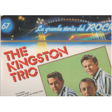 THE KINGSTON TRIO disco LP 33 giri LA GRANDE STORIA DEL ROCK 67 - Made in Italy