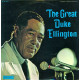 DUKE ELLINGTON disco LP 33 giri THE GREAT DUKE ELLINGTON - Italy