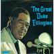 DUKE ELLINGTON disco LP 33 giri THE GREAT DUKE ELLINGTON - Italy