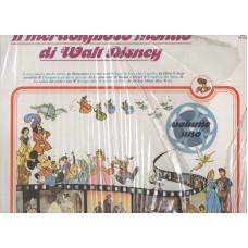 IL MERAVIGLIOSO MONDO DI WALT DISNEY disco LP 33 giri - Made in Italy - Sigillato