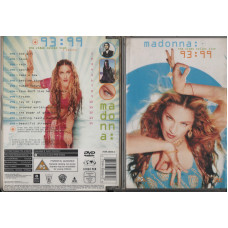 Madonna DVD The video collection 93 99