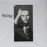 Sting 2 LP 33 giri Nothing like the sun