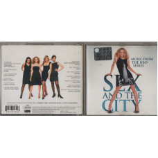 CD Colonna sonora SEX AND THE CITY - Germany - 2000 - OST Soundtrack