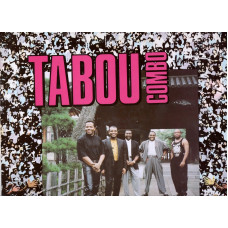 TABOU COMBO disco LP 33 giri ZAP ZAP made in France 1991 STAMPA FRANCESE