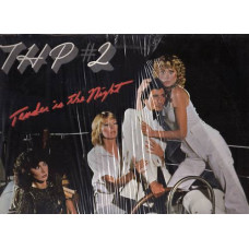 T.H.P.2 THP2 disco LP 33 giri MADE in ITALY Tender is the night STAMPA ITALIANA