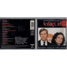 CD Colonna sonora WORKING GIRL UNA DONNA IN CARRIERA - Germany - CARLY SIMON George Young SONNY ROLLINS