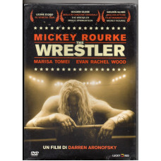 WRESTLER DVD MIKEY ROURKE MARISA TOMEI sealed SIGILLATO nuovo