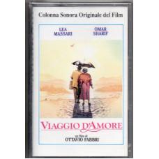 LEA MASSARI OMAR SHARIF musicassetta COLONNA SONORA VIAGGIO D'AMORE - Sigillato sealed - OST Soundtrack