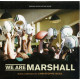 CD promo colonna sonora WE ARE MARSHALL - Christophe Beck - OST Soundtrack - GERMANY