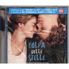 """CD Colonna sonora film """"COLPA DELLE STELLE"""""""