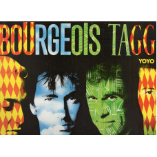 BOURGEOIS TAGG disco LP 33 rpm YOYO  1987 MADE in ITALY