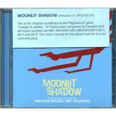 """CD """"MOONLIT SHADOW"""" - Colonna sonora videogame PLAYSTATION2 TSUKYO NI NARABA - Yasunori Mitsuda Miki Higashino - JAPAN"""